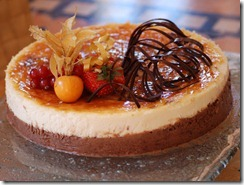 Cheesecake (Alain Pitard Aphr Hills) 1