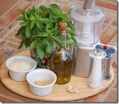 PESTO - Ingredients 1