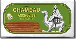Spaghetti putanesca - Anchovy fillets