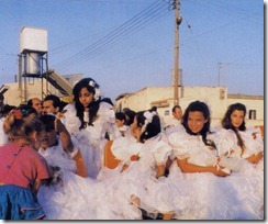 Village Voice - Wedding - bridesmaids