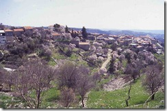 Vouni Village - general view