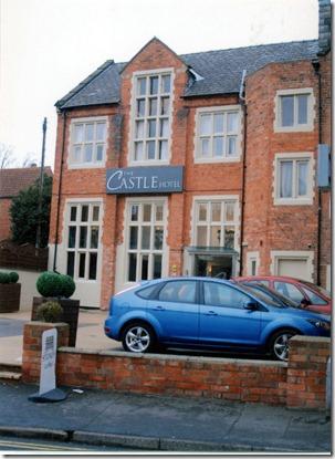 LINCOLN - Castle Hotel 02-2012