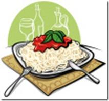 Spaghetti-noodles-with-tomato-sauce