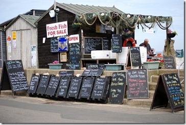Aldeburgh - The Fish Shed