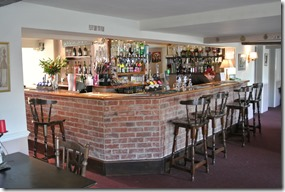 The Old Chequers, Friston 5 Bar