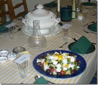 Soup Tureen  4 - on Per & Kari's table