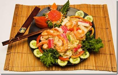 Thai - Seafood Salad (Phuket) 11-08 B Aldington