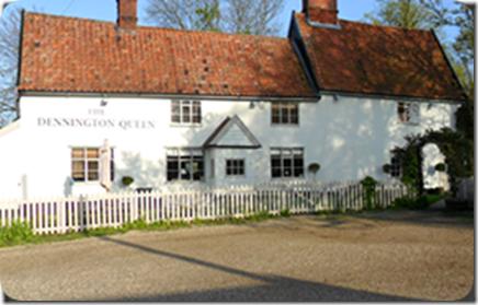 Dennington Queen Front
