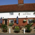 REVIEW–The White Horse, Sibton