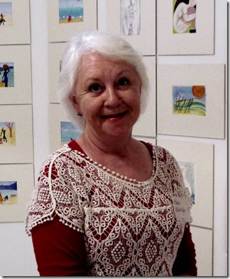 Art en Route - organiser Maria Ethridge