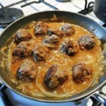 THIS WEEK'S RECIPE – MEATBALLS